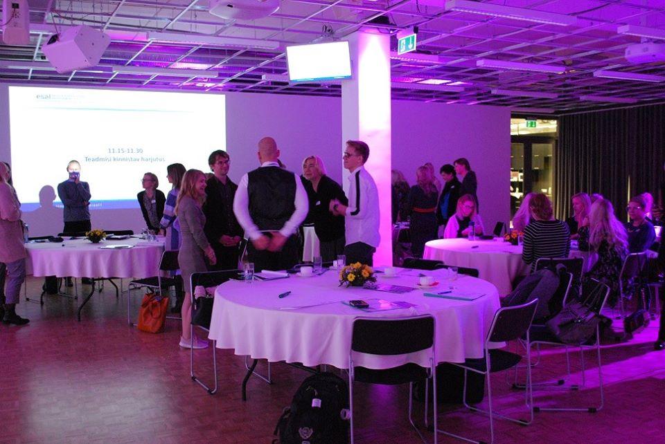 Eesti Sisekoolituse Arendamise Liidu aastakonverents 2019