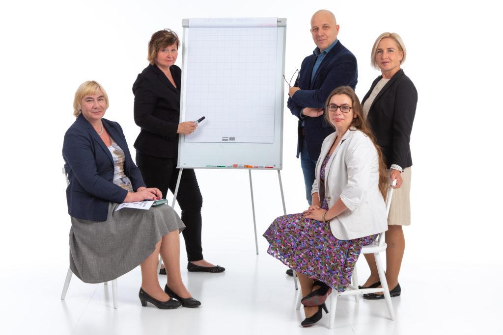 DevelopDesign koolitaja-konsultandid